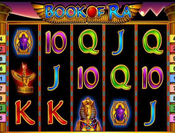 casino online games book of ra flash
