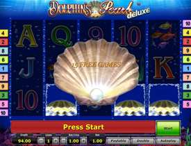 Free games Dolphin's Pearl Deluxe