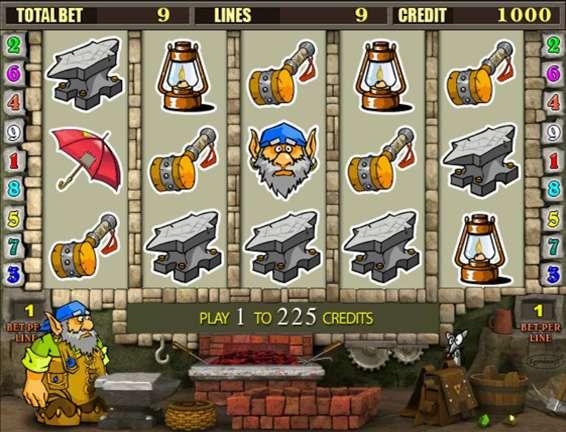 скачать игровой автомат gnome