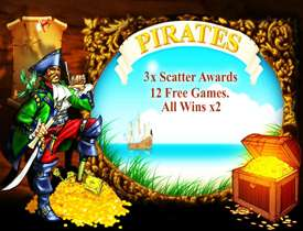 Free game Pirates